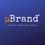 μBrand Σύμβουλοι επιχειρήσεων Ηράκλειο Κρήτης logo